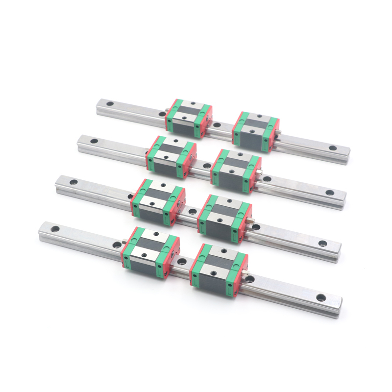 MGN-H Series Linear Guideways for Linear Motion