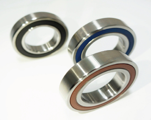 718 series High speed angular contact ball bearing