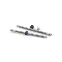 Mini 4mm Trapezoidal Lead Screw 1mm Pitch