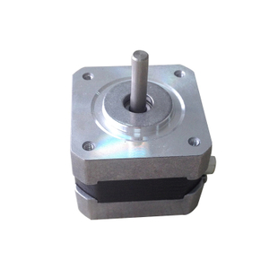 1.8 degree 2 phase hybrid permanent magnet stepper motor nema17 for stage light